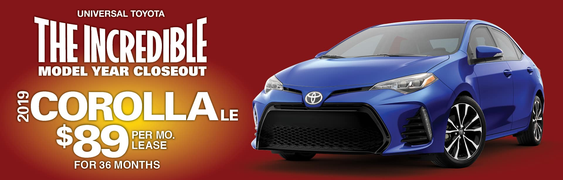 12K Miles Per Year For 36 Months, With Approved Credit Through Toyota  Financial Services. Includes $822.23 Dealer Discount.