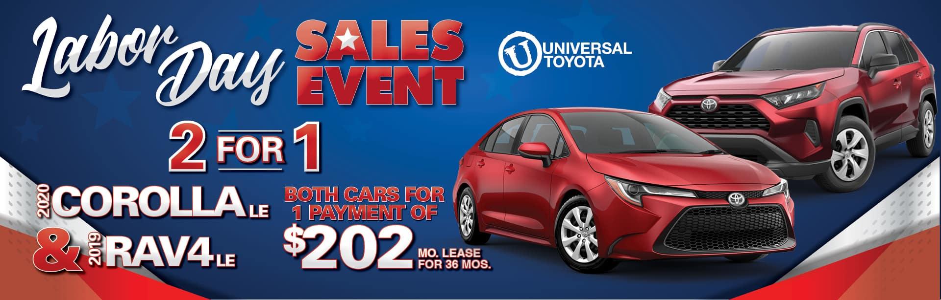 Universal Toyota | Toyota Sales & Service in San Antonio, TX