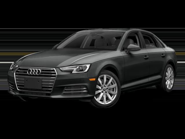 2017 Audi A4 Black