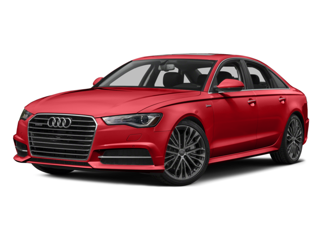 2017 Audi A6 Red