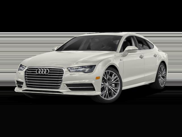 2017 Audi A7 White