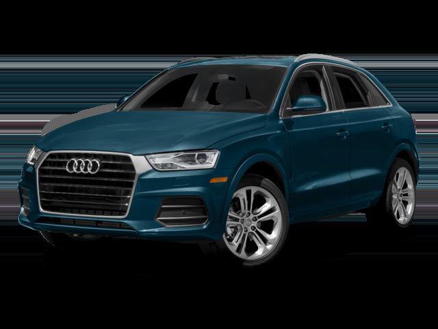 2017 Audi Q3 Blue