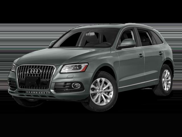 2017 Audi Q5 Gray