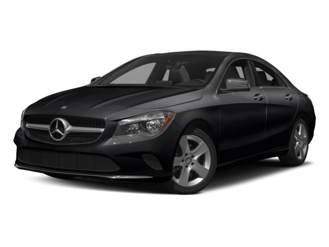 2017 MB CLA Black