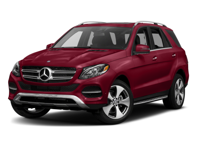 2017 MB GLE Red