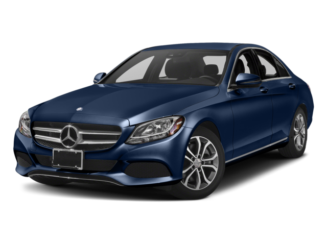 2017 Mercedes Benz C300 Sedan Blue
