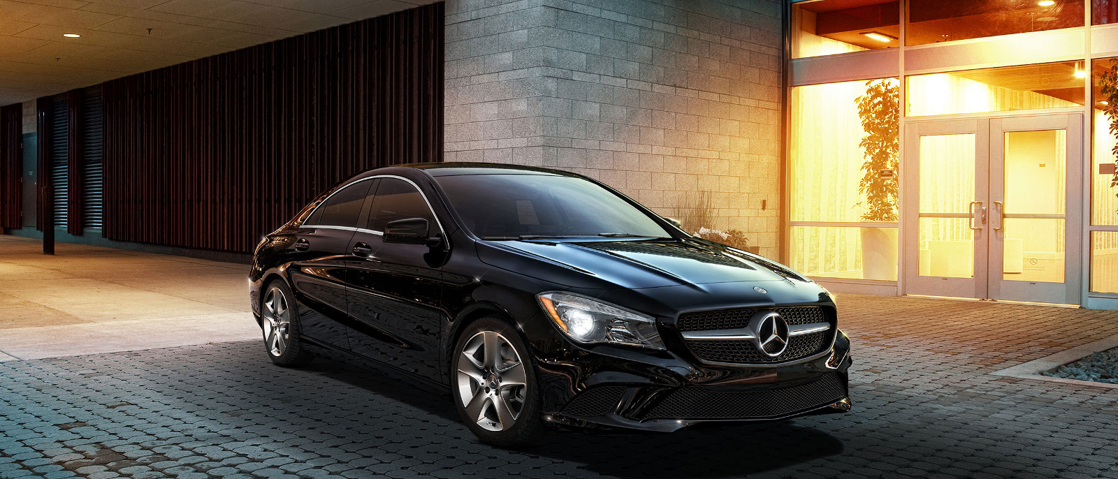 2015 Mercedes-Benz CLA Coupe