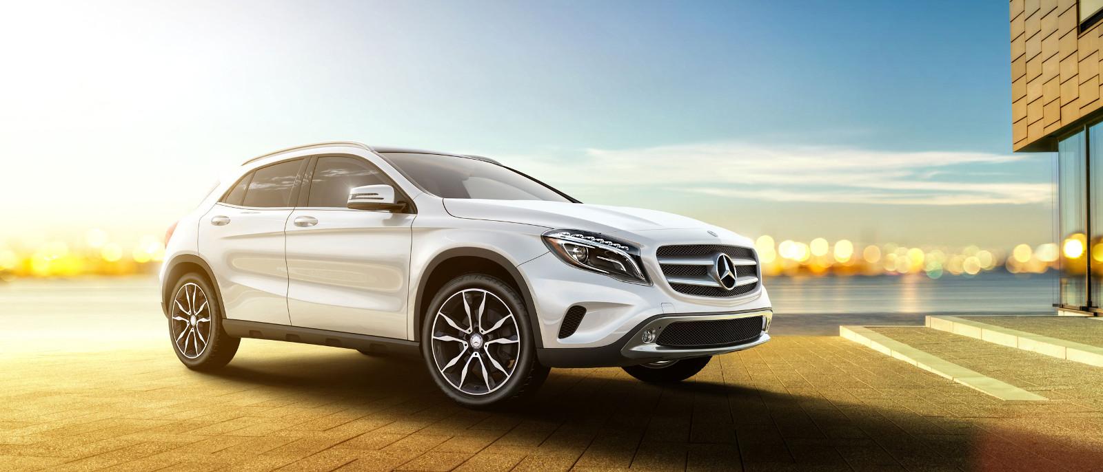 2015 Mercedes-Benz GLA Exterior