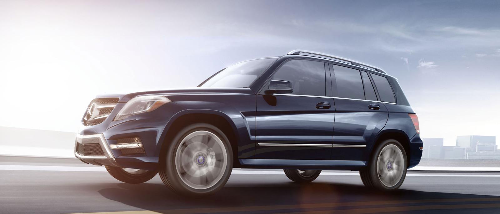 2015 Mercedes-Benz GLK Exterior