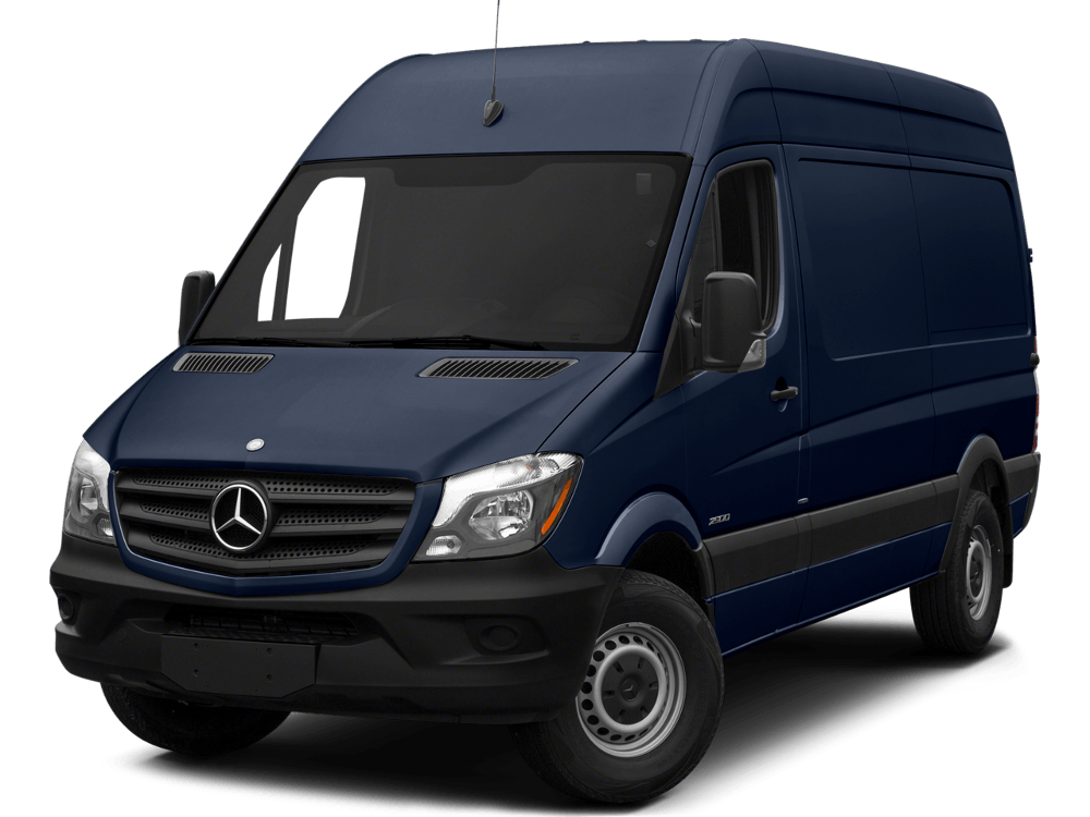 2015 Mercedes-Benz Sprinter Cargo Van