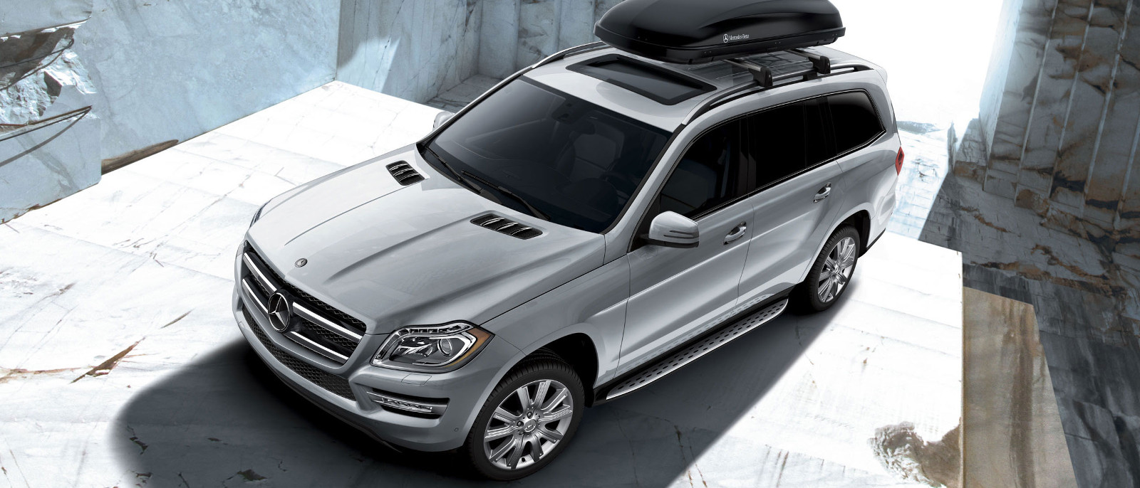 2015 Mercedes-Benz GL450 with Accessories