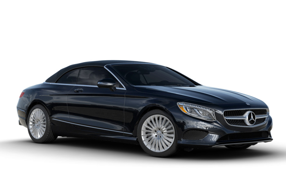 2016 Mercedes-Benz S550 Convertible
