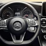 2016 mercedes c300 interior