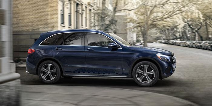 2017 Mercedes-Benz GLC300 4MATIC Lease
