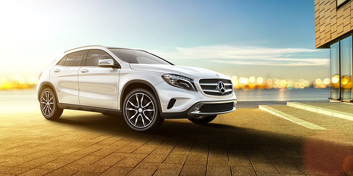 2017 Mercedes-Benz GLA250 4MATIC Lease