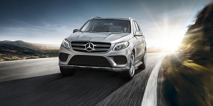 2017 Mercedes-Benz GLE350 4MATIC Lease