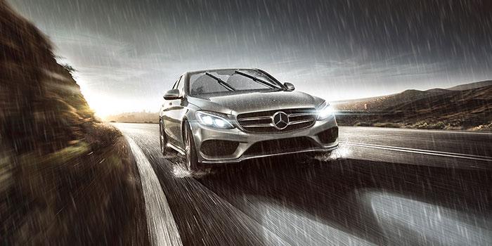 2017 Mercedes-Benz C300 4MATIC Lease