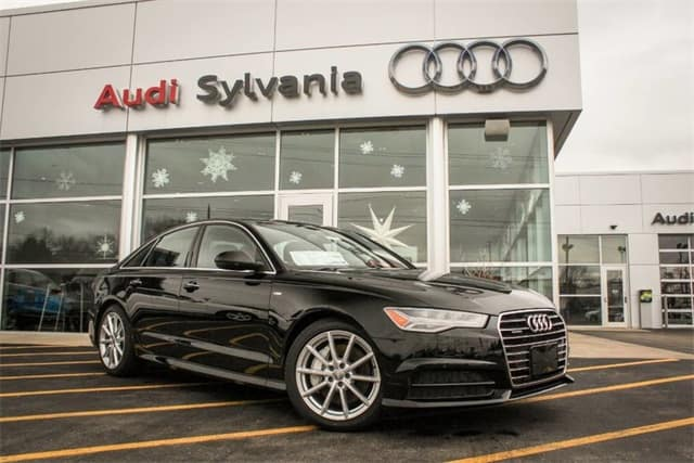 2018 Audi A6 2.0T Quattro Sport Special Lease