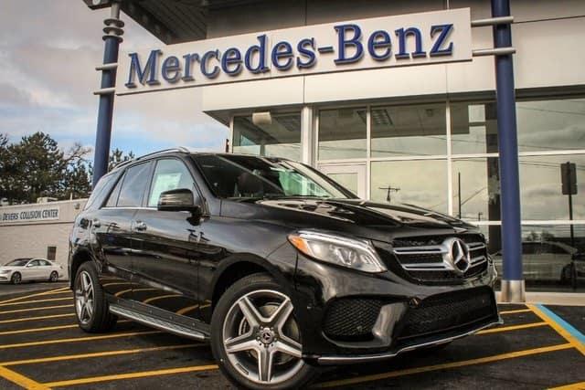 2018 Mercedes-Benz GLE 350 4MATIC® Lease