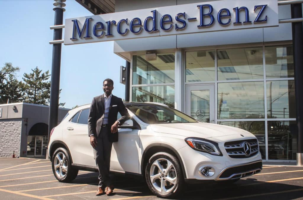 2019 Mercedes-Benz GLA 250 4MATIC® Lease