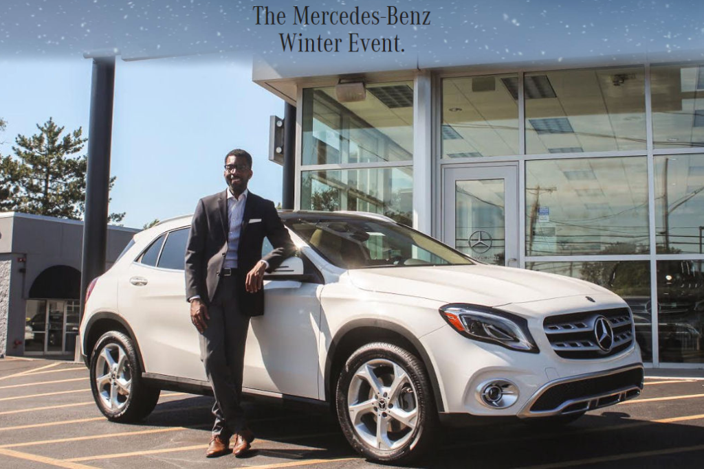 2019 Mercedes-Benz GLA 250 4MATIC® Lease