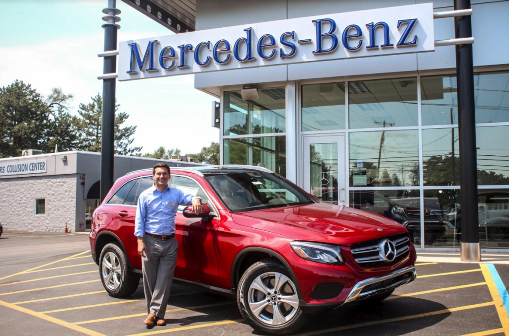 2019 Mercedes-Benz GLC 300 4MATIC® Lease