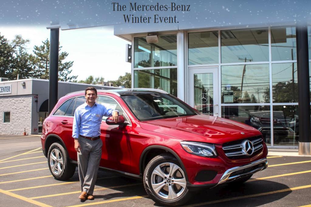 2019 Mercedes-Benz GLC 300 4MATIC® Lease