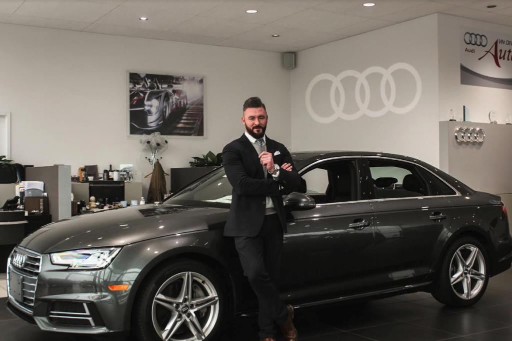 2018 Audi A4 2.0T Quattro Premium Special Lease