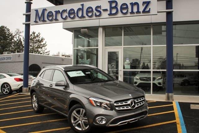 2018 Mercedes-Benz GLA 250 4MATIC® Lease