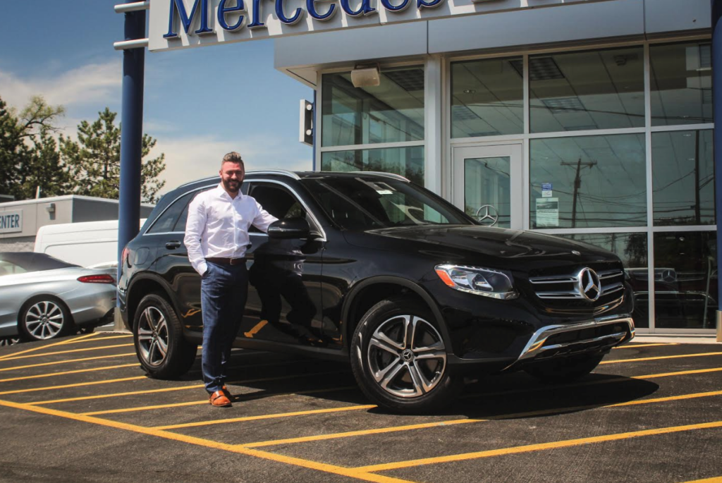 2018 Mercedes-Benz GLC 300 4MATIC® Lease