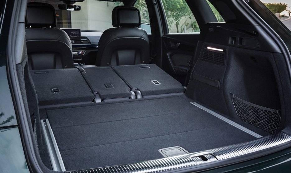 2018 Audi Q5 Space