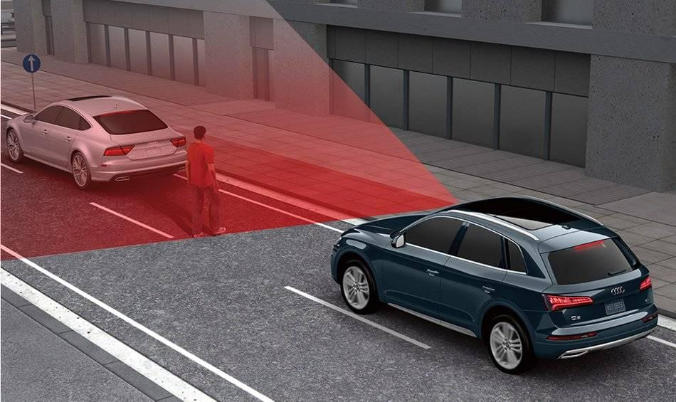 2018 Audi Q5 Safety