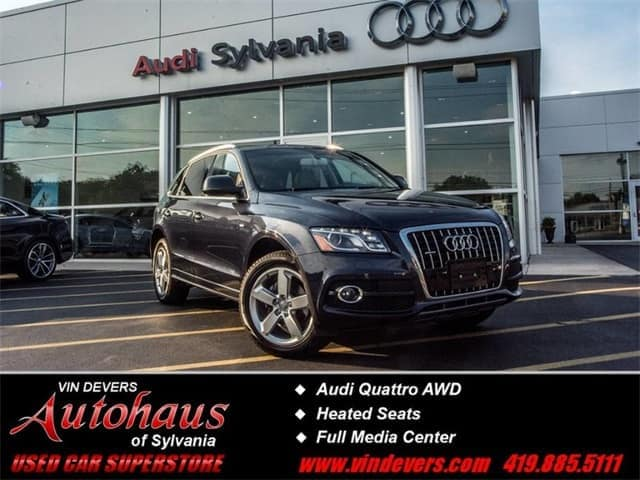 Luxury Used Cars For Sale At Vin Devers Autohaus Of Sylvania - Audi q5 cpo