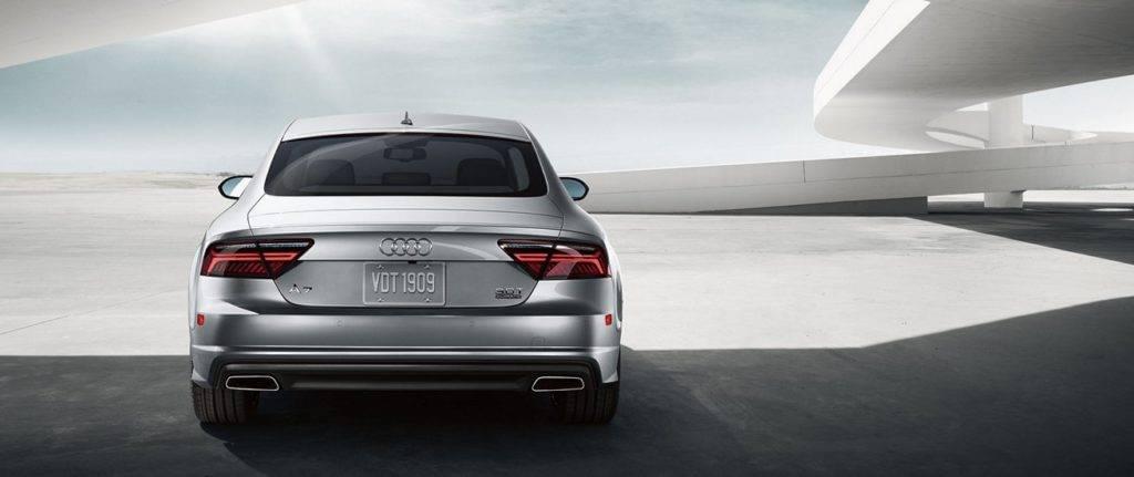 2017 Audi A7 exterior taillight