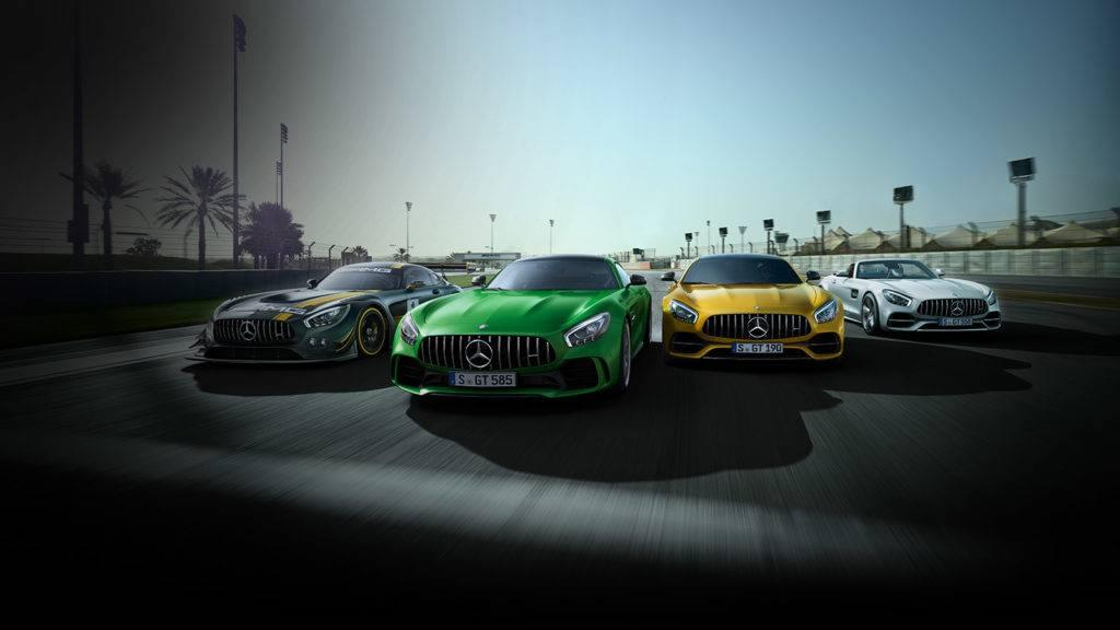 Mercedes-AMG family