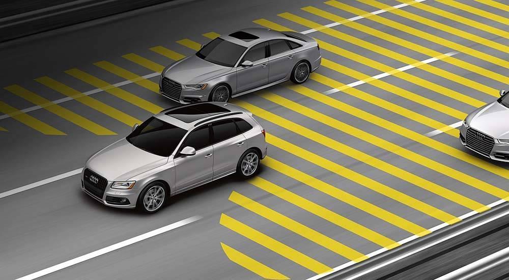 2017 Audi Q5 Warning