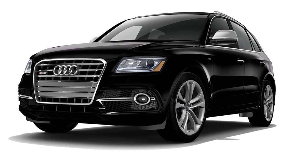 2017 Audi SQ5 Blackvc