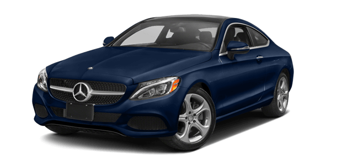 2017 MB C300 Coupe BLue