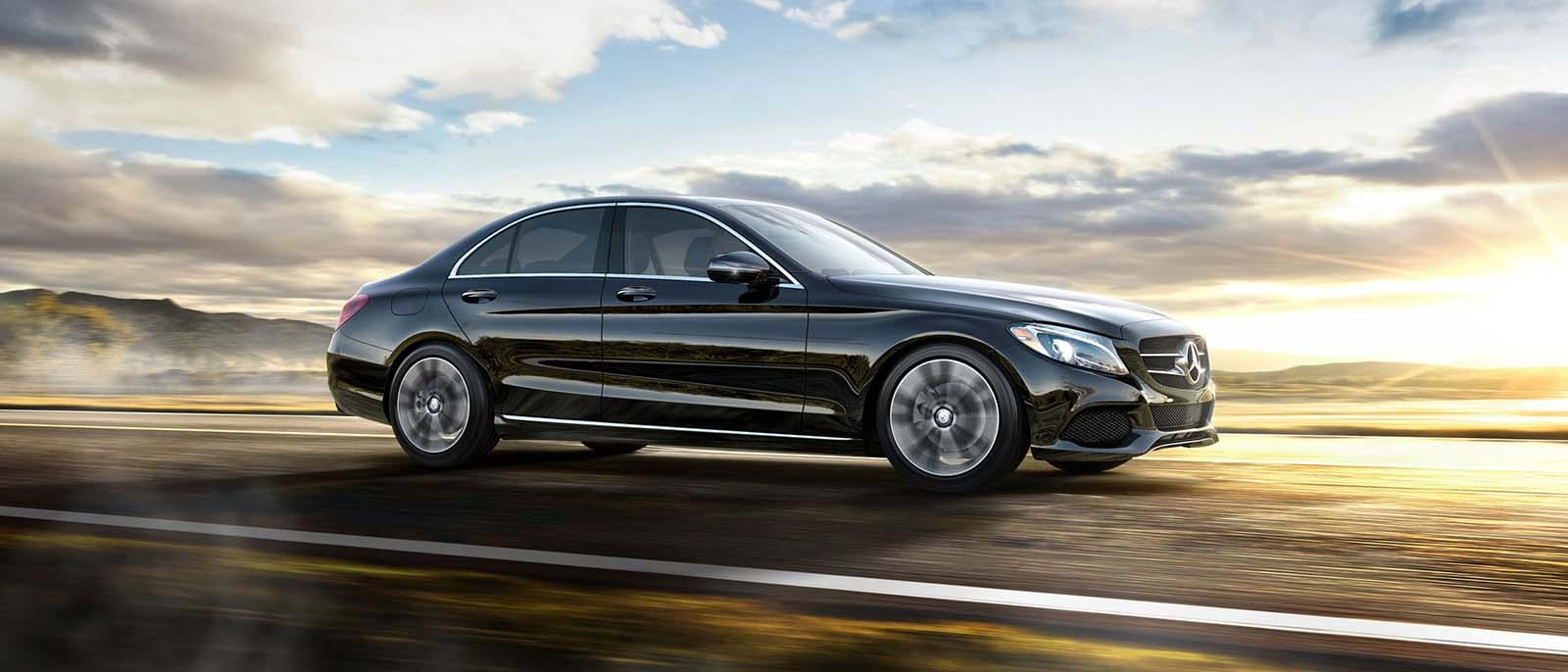 Discover the exquisite 2017 mercedes benz c300 sedan for Mercedes benz financial payment address