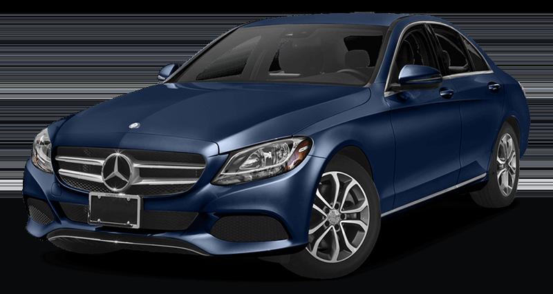 2017 MB C300 Sedan Blue