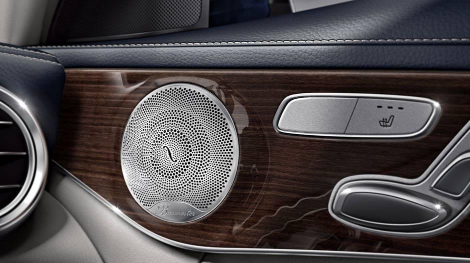 C 300 Premium Speaker