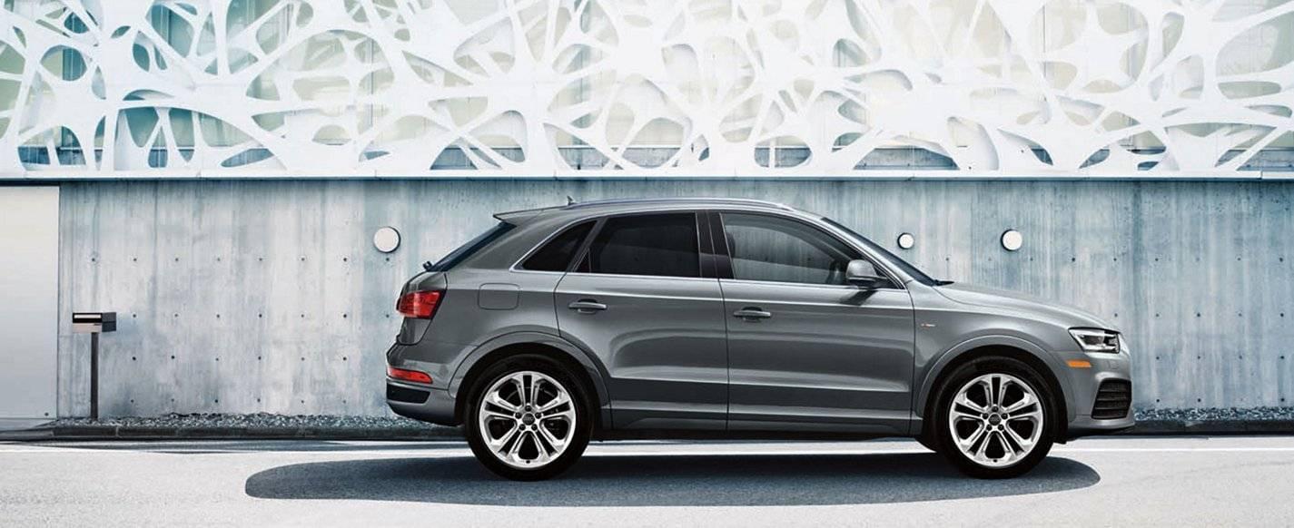 2017 Audi Q3 Side