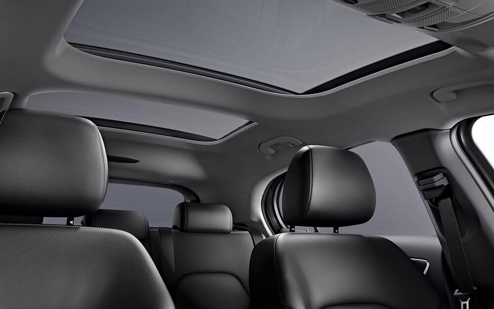 2017 MB GLA250 Seats