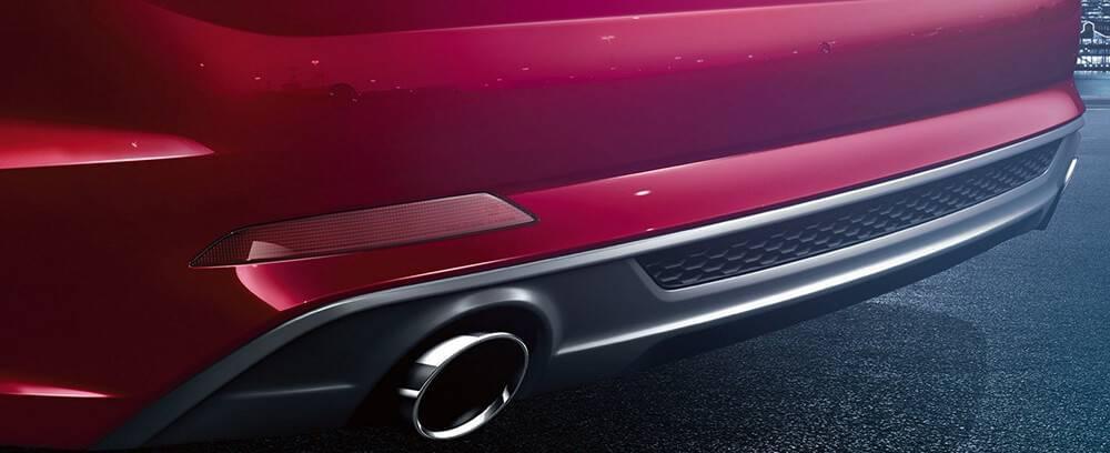 2018 Audi A5 Exhaust