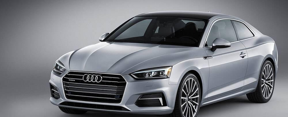 2018 Audi A5 Silver