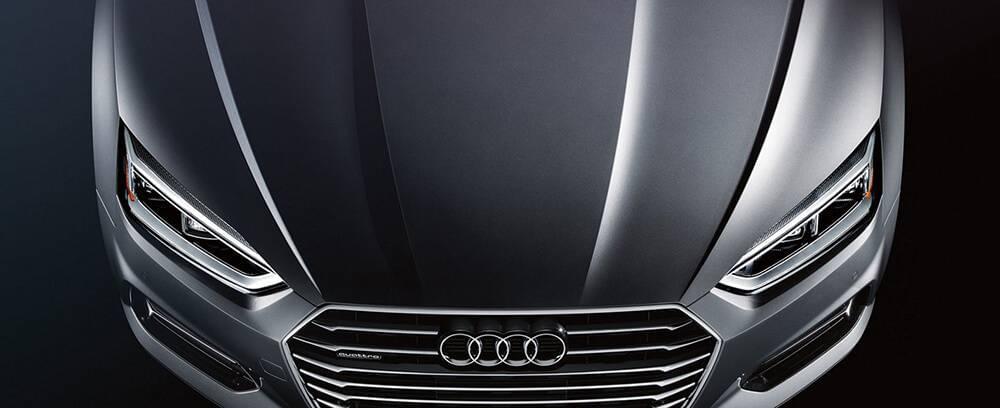 2018 Audi A5 Hood