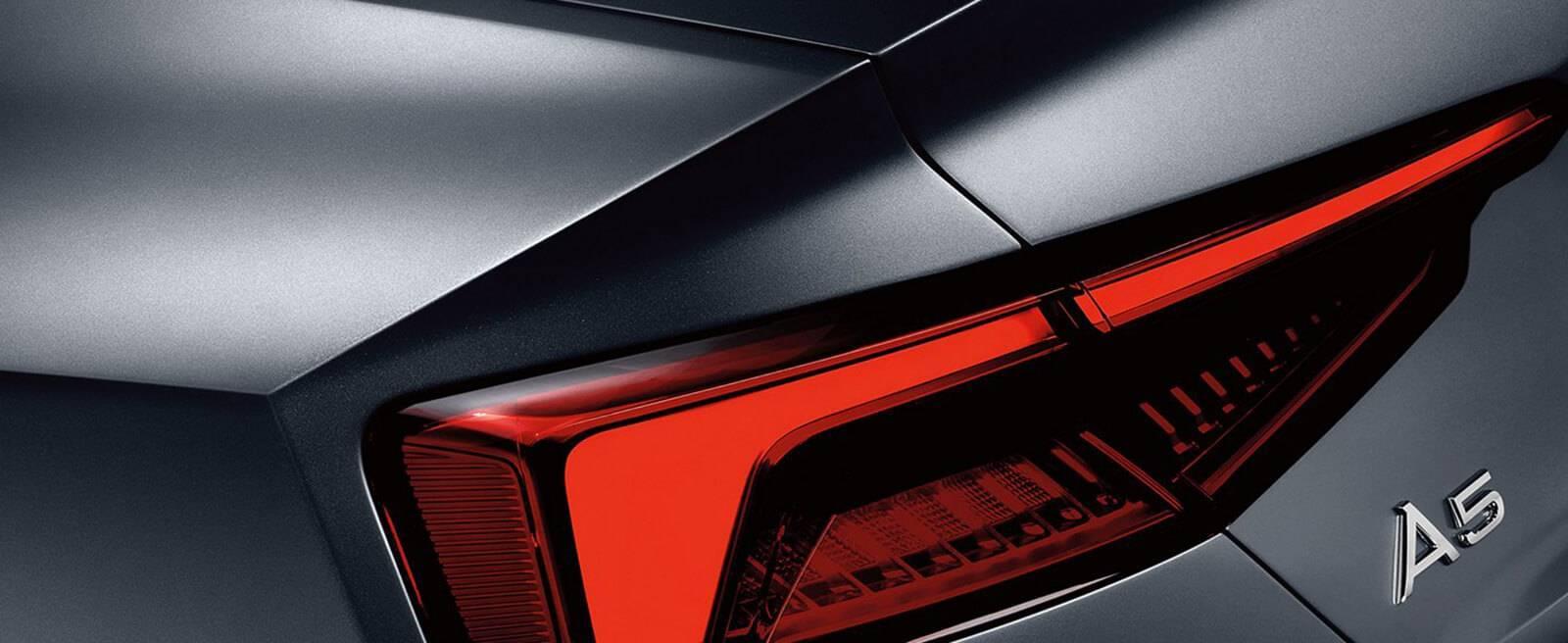 2018 Audi A5 Taillight