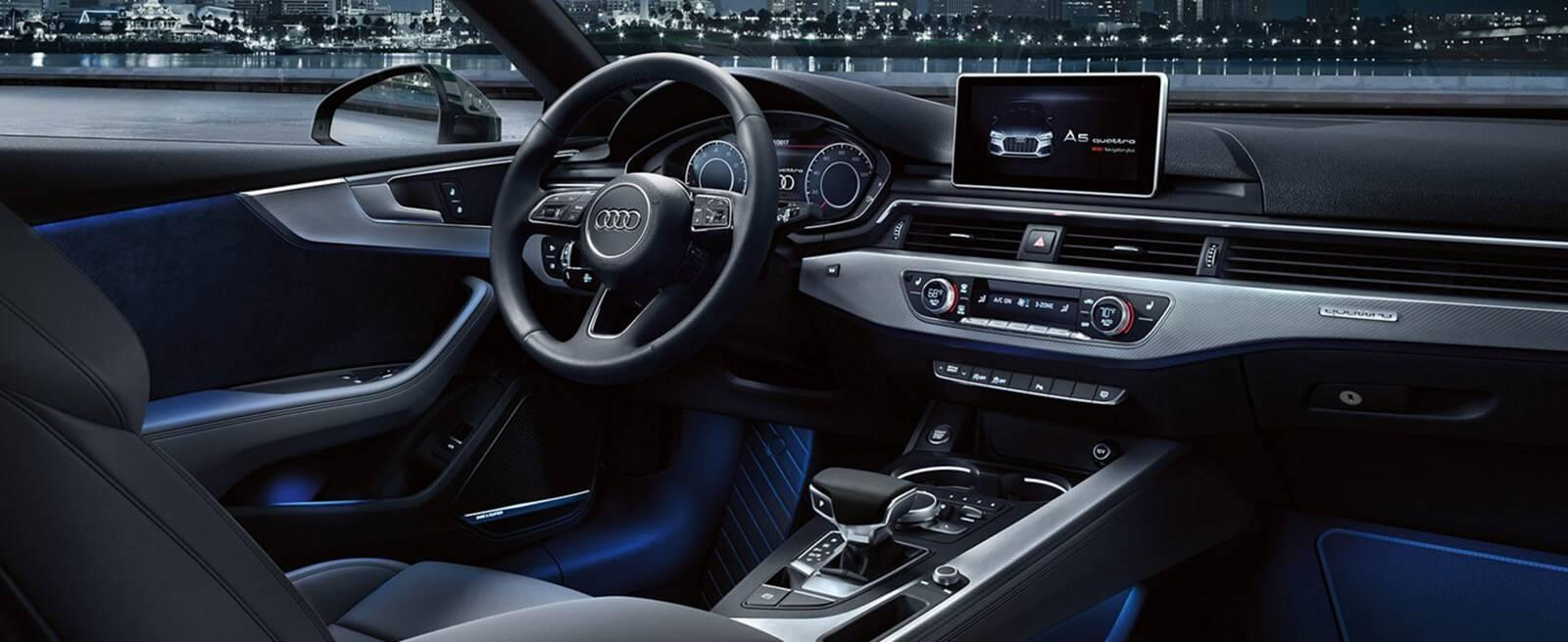 Discover The Power And Panache Of The 2018 Audi A5 Coupe