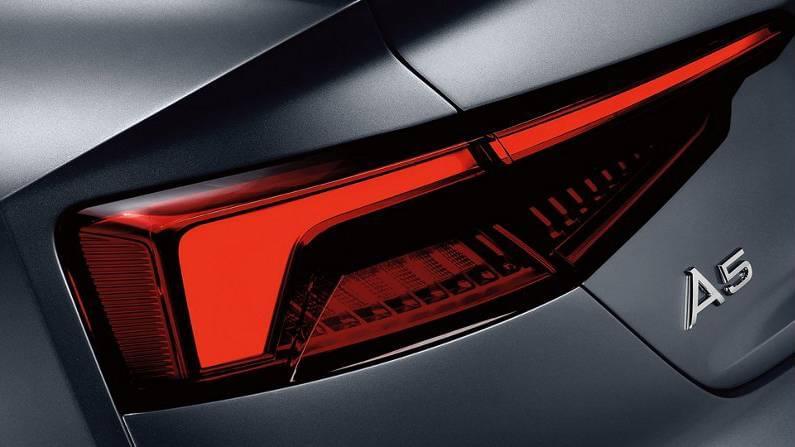 2018 Audi A5 Sportback Taillight