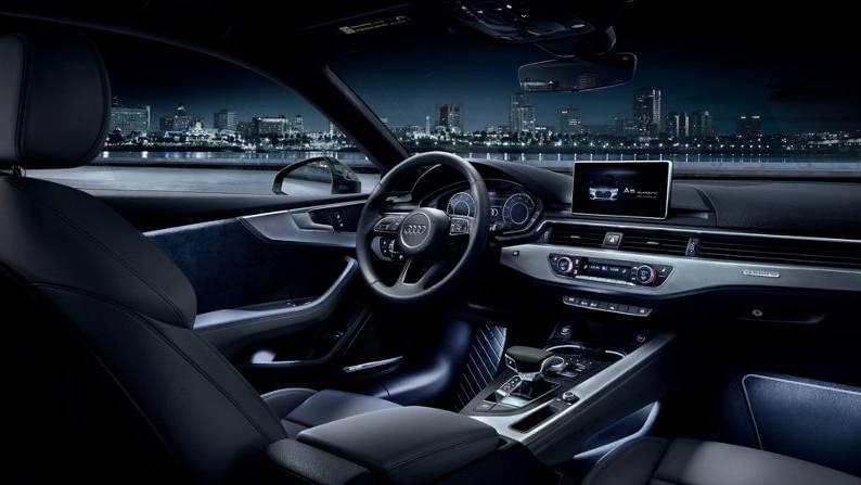 2018 Audi A5 Sportback Dash